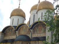 Moskau: im Kreml