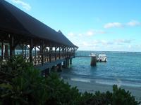New Emerald Cove Hotel auf Praslin