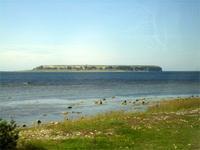 Die kleine Karlsinsel vor Gotland