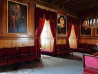 Audienzzimmer in Schloß Gripsholm