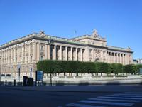 Reichstag in Stockholm