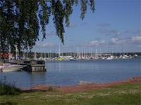 Der Yachthafen von Mariehamn