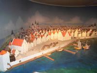 Model des mittelalterlichen Visby