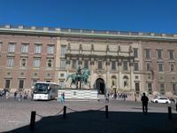 Stockholm_Schloßplatz_Bernadottedenkmal