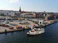 1102 Das 212m lange Schiff hat Göteborg erreicht