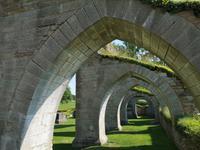 1400 Unverkennbar der gotische Baustil des 12.Jahrhunderts