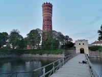 2548 Der Wasserturm von Kalmar