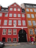 Wohnhaus von H. C. Andersen am Nyhavn