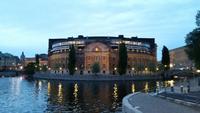 Stockholm - Riksdagen