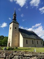 Eine Kirche auf Tunnerstad