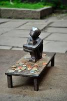 Kleinste Skulptur Stockholms