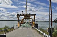 Minikreuzfahrt über den Bråviken