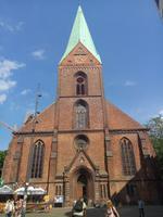 Die Nikolaikirche von Kiel