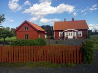 Typische Häuser Schwedens