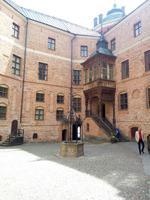 Schloss Gripsholm, innenhof