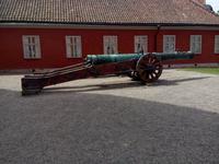 Die russischen Kanonen
