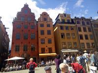 Marktplatz in Stockholm, Gamla Stan