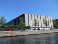 Kanalfahrt in Kopenhagen (Nationalbank)