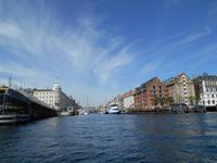 Kanalfahrt in Kopenhagen (Nyhavn)