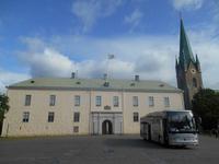 Schloss und Dom in Linköping