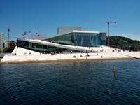 Oslo, Oper
