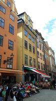 Stockholm - Altstadt/Gamle Stan (Marktplatz)