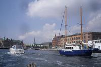 Kanalfahrt in Kopenhagen