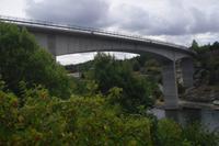 Pause an der Schärenküste nördlich von Göteborg (Skåpesund-Brücke)