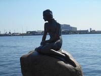 Stadtrundfahrt in Kopenhagen (Kleine Meerjungfrau)