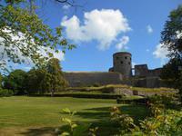 Festung Bohus in Kungälv
