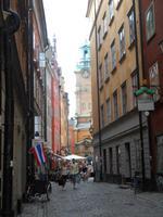 Stockholm (Spaziergang durch die Altstadt)