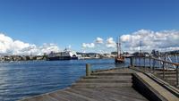 Oslo (Ausblick von Bygdøy)
