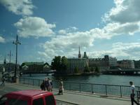 Stockholm, kleinste Insel