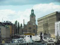 Schlossplatz Stockholm