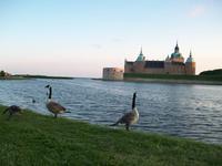 Kalmar, Wasserschloss