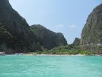 ...der Strand von Phi Phi...
