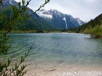 Predilsee und Julische Alpen