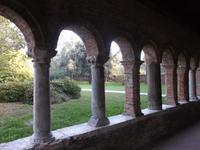 Abtei Pomposa, Konversenhaus
