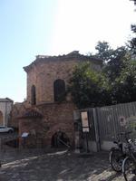 Ravenna, Taufkapelle der Arianer