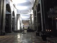 Ferrara, Innenraum des Domes