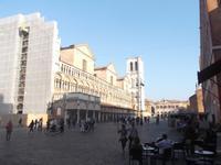 Ferrara, Dom mit Händler-Loggien