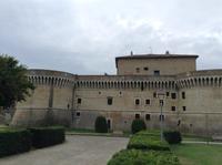 die alte Festungsmauer
