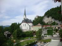Bled Kirche und Burg