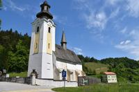 041 Spitalic, Kirche