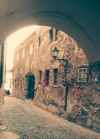 Alte Gasse in Maribor