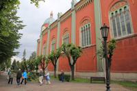 Die Neue evangelische Kirche in Käsmark