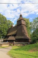 Holzkirche in Hervartov