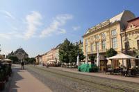 Hauptstraße in Kosice