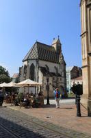St. Michaelskapelle in Kaschau