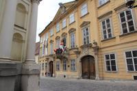 In der Stadt Pressburg